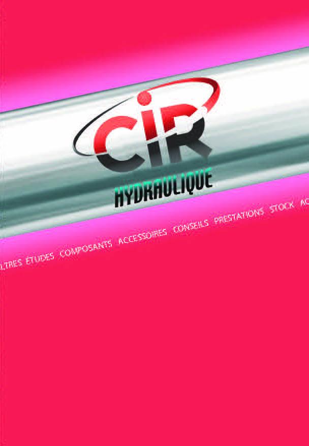 CIR Hydraulique