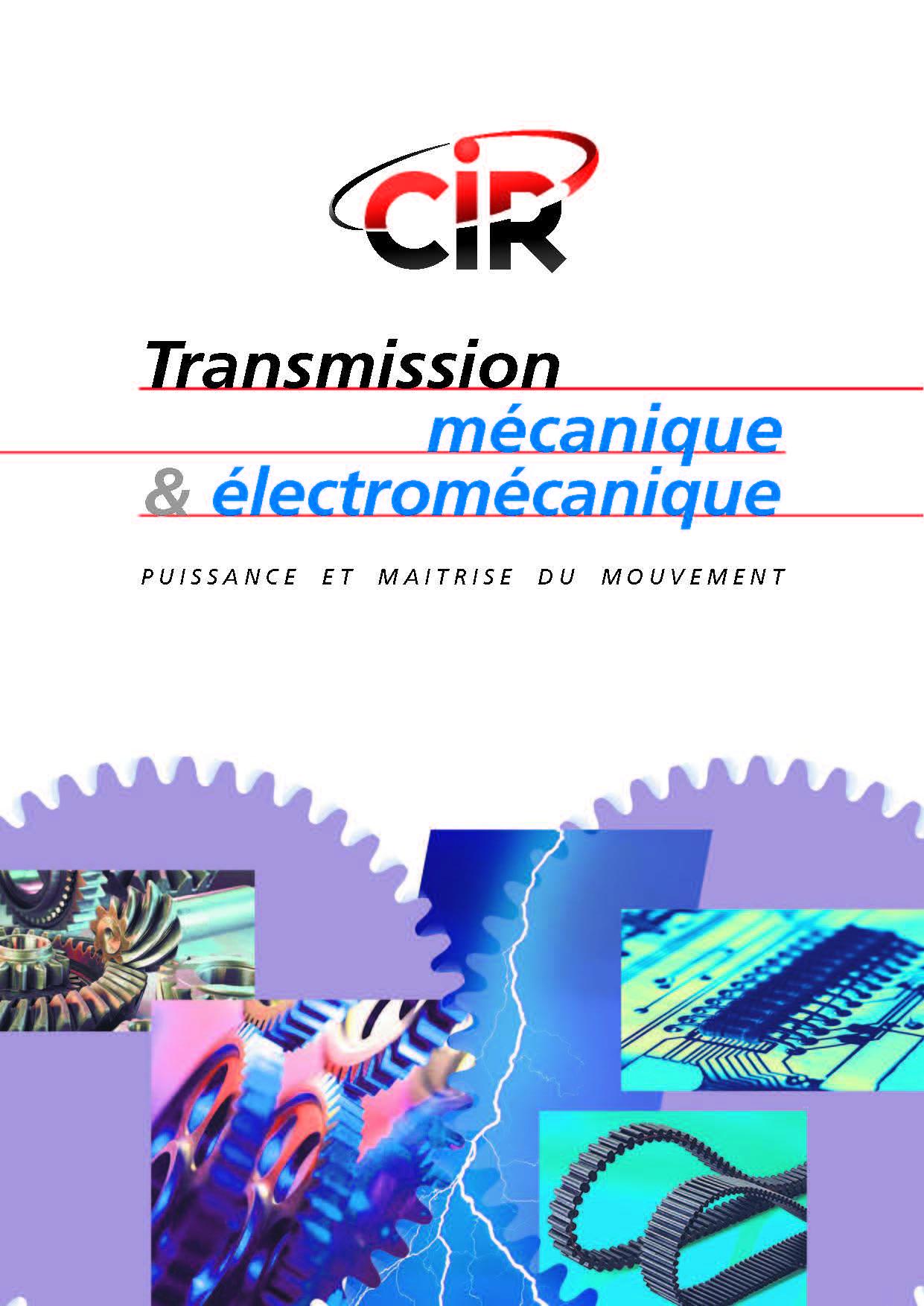 CIR Transmission mécanique