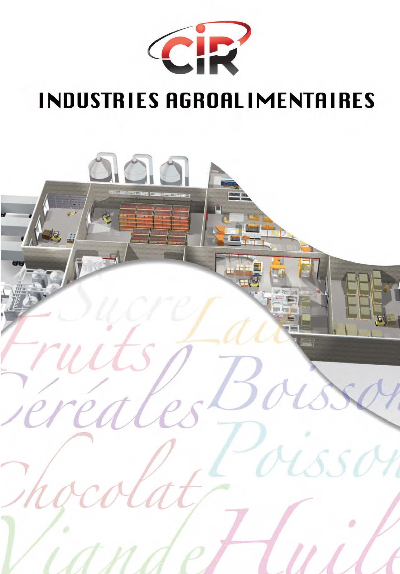CIR industrie agroalimentaire