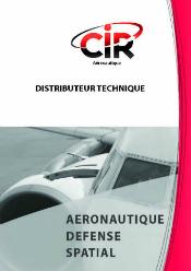 Plaquette CIR Aero
