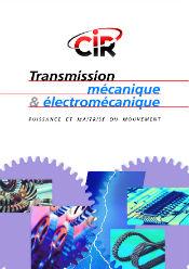 CIR Plaquette Transmission mécanique