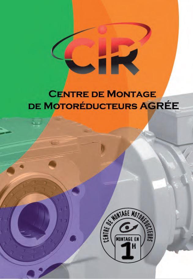 CIR Centre de montage réducteurs